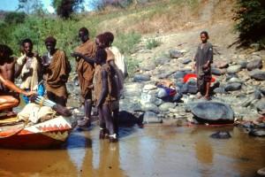 Wildwasserexpedition in Äthiopien, Omo und Blauer Nil